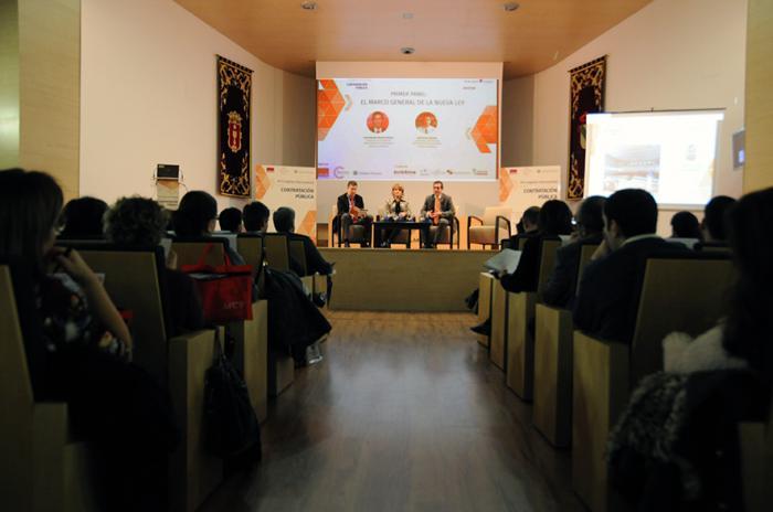 Expertos analizan en Cuenca la nueva Ley de Contratos del Sector Público que entrará en vigor en marzo de 2018