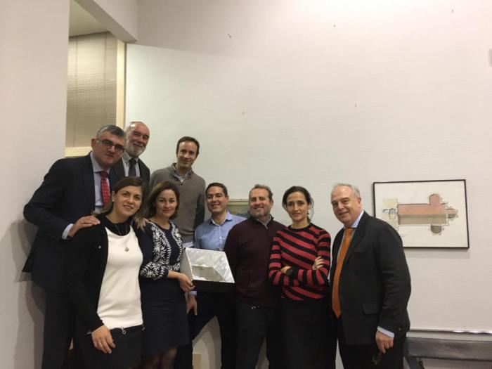 El equipo Cuenca [in] recibe el reconocimiento a nivel regional por su trabajo para mejorar la accesibilidad en el Casco Antiguo