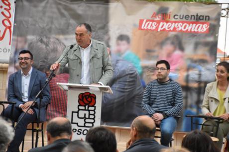"""Carrizo concurre a la reelección tras cuatro años gobernando con """"pasión, trabajo y honestidad"""""""