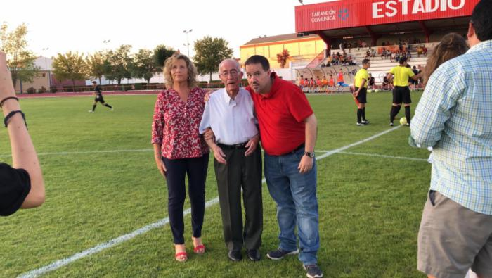 Fallece a los 84 años el exárbitro conquense Eusebio Sánchez López