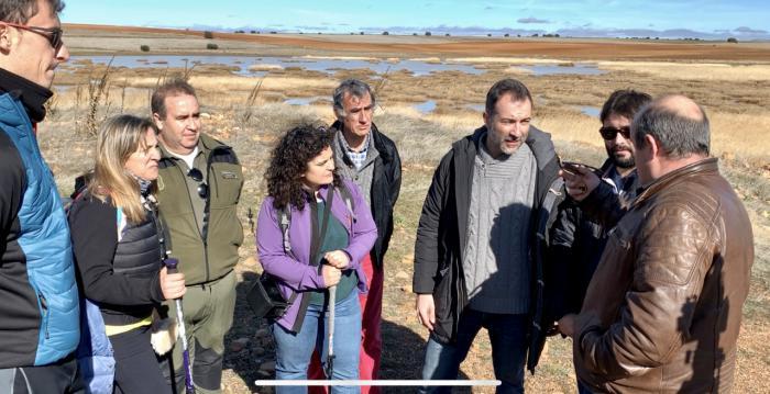 Castilla-La Mancha reivindica el valor de los humedales y la necesidad de la colaboración de todos para mantener su biodiversidad