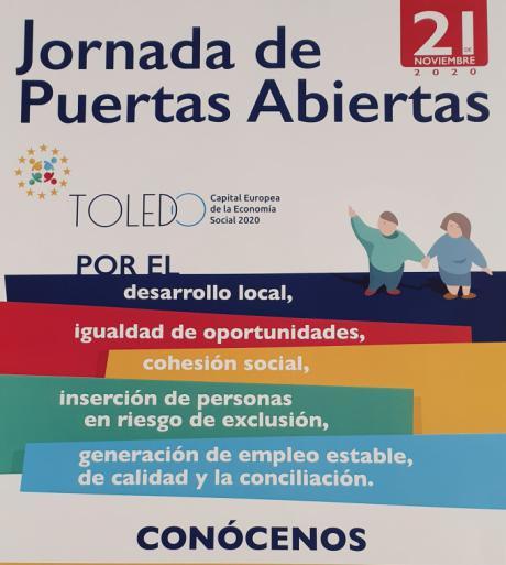 """Jornada de puertas abiertas en cooperativas agroalimentarias con motivo de """"Toledo, capital europea de la Economía Social en 2020"""""""