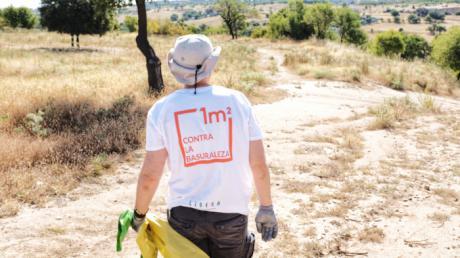 Más de ocho toneladas de basuraleza retiradas por voluntarios del Proyecto LIBERA en 79 puntos de Castilla-La Mancha