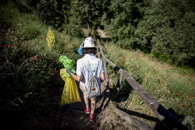 Castilla-La Mancha se moviliza de nuevo con LIBERA para limpiar 19 entornos naturales de basuraleza
