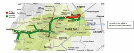 El AVE y la vertebración regional de Castilla-La Mancha