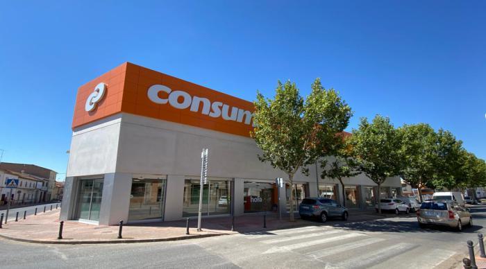 Consum inaugura en Mota del Cuervo su tercer supermercado del año con la generación de 34 puestos de trabajo