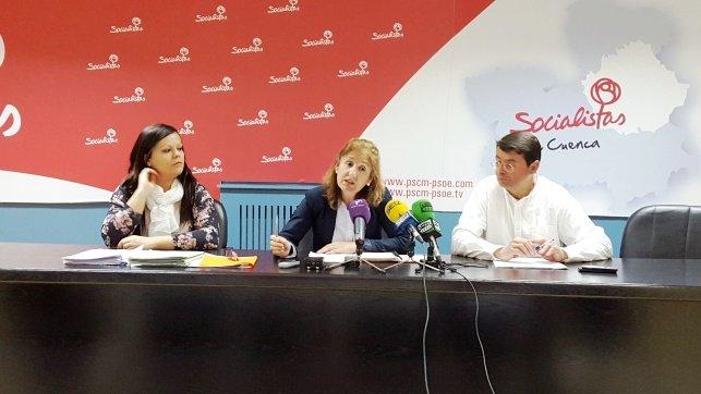 El Grupo Municipal Socialista lamenta que el Ayuntamiento haya contratado sólo a 27 personas de las 230 que podrían haberse beneficiado del Plan de Empleo