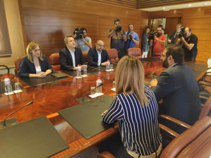 PSOE-Cs pactan en Albacete, Ciudad Real y Guadalajara y 20 localidades más