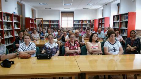 Inaugurados los clubes de lectura de la Biblioteca Municipal de Mota del Cuervo