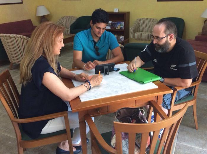 C´s Cuenca pide al equipo de Gobierno un mayor control sobre las licencias de taxi y una actualización de la ordenanza municipal