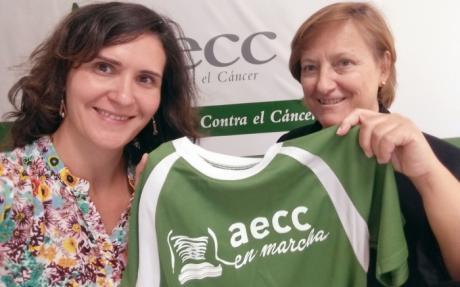 Globalcaja se une a la AECC Cuenca en la lucha contra el cáncer
