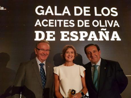 Carlos de la Sierra destaca la importancia de la internacionalización del aceite de oliva en la