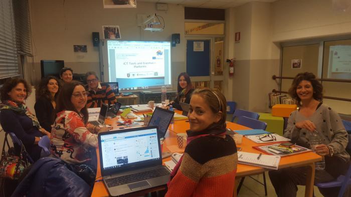 Comienza el proyecto europeo de ciudadanía europea 'Euroknitters' coordinado por el colegio Santa Ana