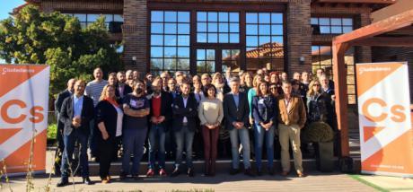 Ciudadanos reúne en Tarancón a más de 80 expertos que ya están trabajando en un programa electoral para las elecciones autonómicas de 2019