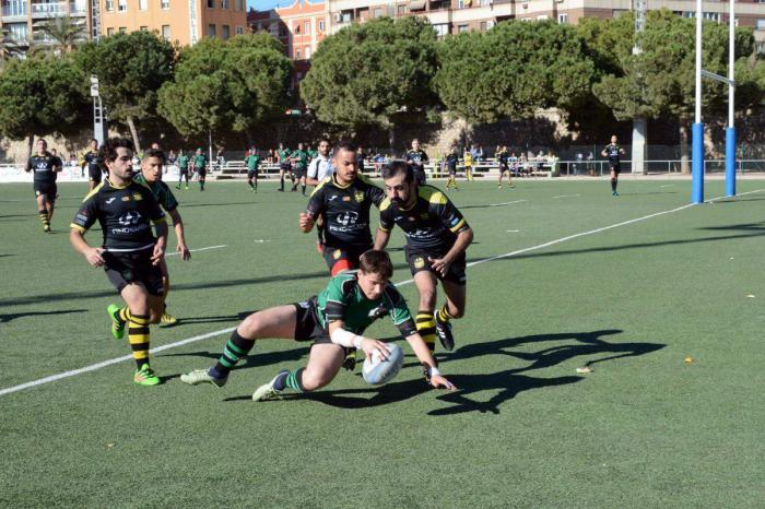 El Club Rugby A Palos volverá al trabajo la próxima semana