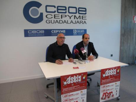 Más de 200 comercios de Guadalajara se adhieren a campaña 'Doble de Navidad'