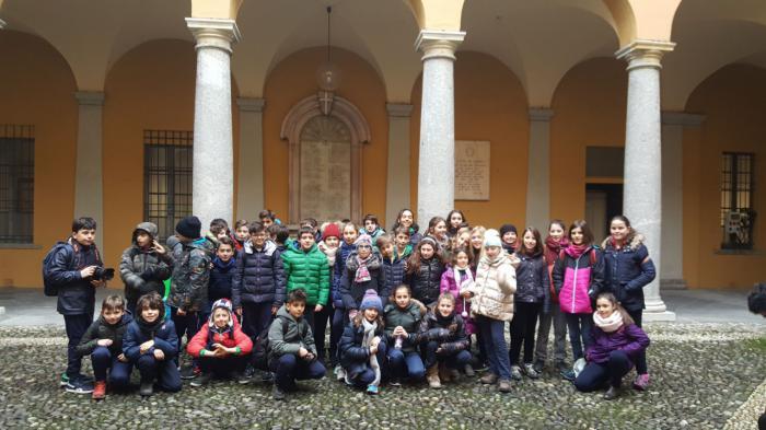 El CRA Elena Fortún visita la Escuela Montessori de Como en Italia