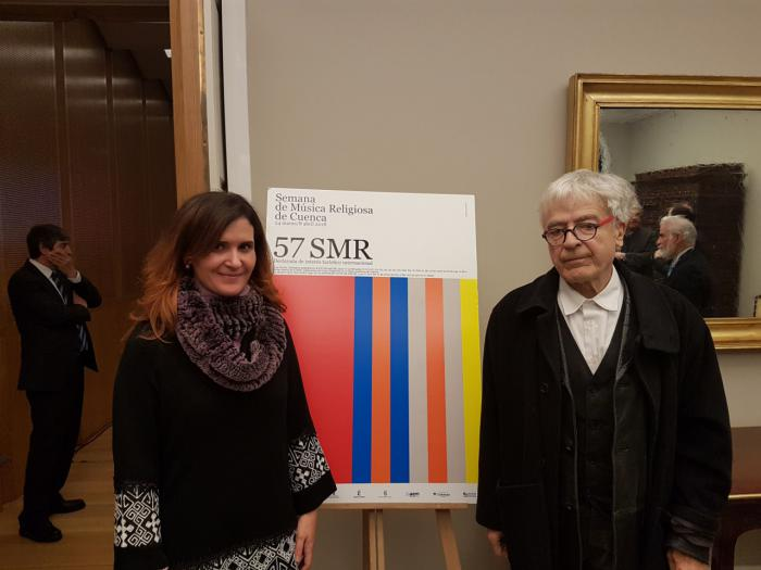 La Fundación Globalcaja Cuenca apuesta una edicion más por el mundo de la cultura con su apoyo a la SMR