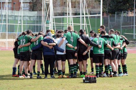 Cara y cruz para el rugby conquense en el fin de semana