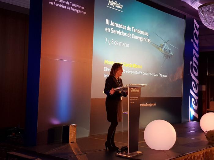Telefónica analiza en Castilla-La Mancha el potencial de las nuevas tecnologías aplicadas a los servicios de emergencias