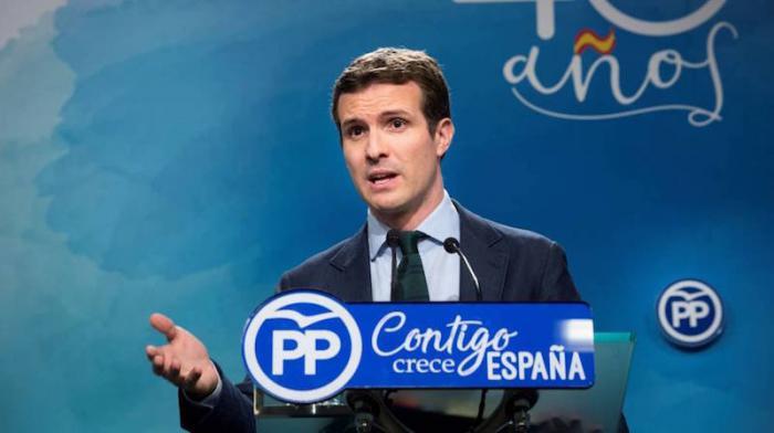 Pablo Casado visita Cuenca este miércoles para arropar a Luz Moya