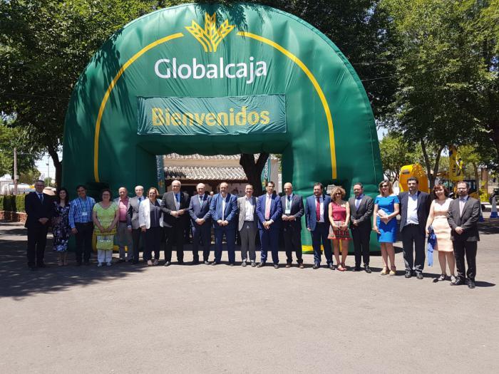 Globalcaja renueva su compromiso y cercanía con el sector agroalimentario con su apoyo a FERCAM en sus 58 ediciones