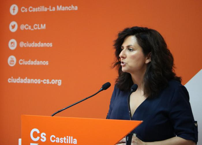 Ciudadanos lamenta que las 'mil' caras del PSOE y su falta de coherencia supongan un perjuicio para la región