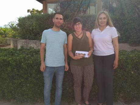 Ciudadanos cede sus entradas para los espectáculos de San Julián a Grupo 5, Futucam y el servicio de ocio inclusivo de 'Infantas de España'