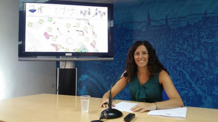 El Ayuntamiento de Toledo construirá un nuevo parque infantil inclusivo con zona verde en La Legua al que destinará cerca de 70.000 euros