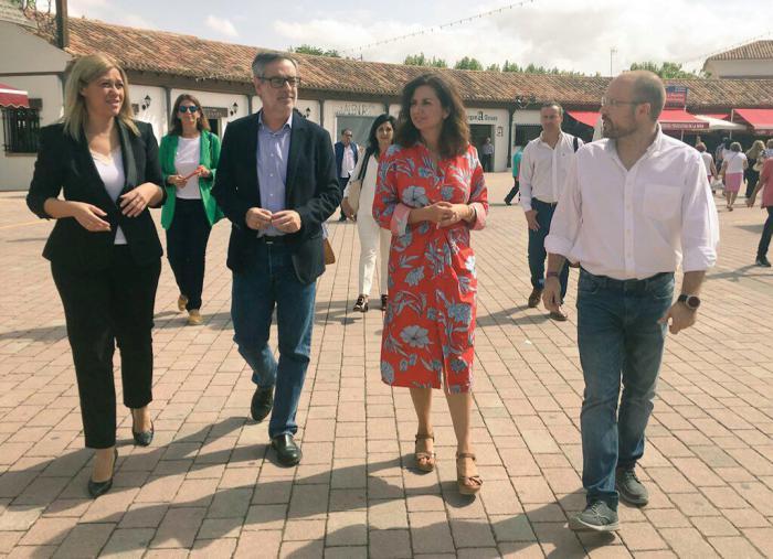 """Villegas: """"Frente a la crisis interna del PP y la podemización del PSOE, Cs es una palanca de cambio con un proyecto de región para C-LM"""""""