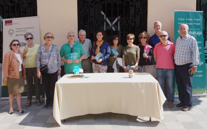 La Fundación Globalcaja Cuenca apoya a la Universidad de Mayores