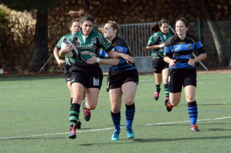 El Rugby A Palos Femenino aprueba su primer test de la temporada