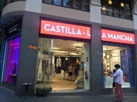 La Oficina de Promoción Turística de Castilla-La Mancha en Madrid supera los 146.000 visitantes