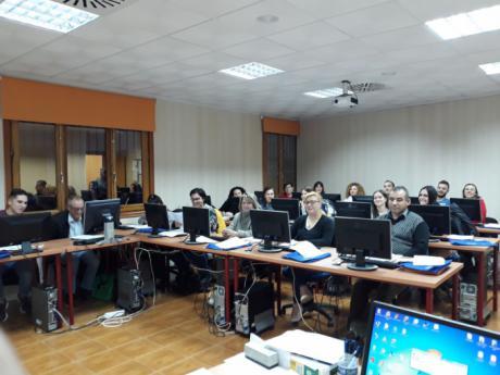CEOE CEPYME y ACEM desarrollan en Villanueva de la Jara un curso de contabilidad