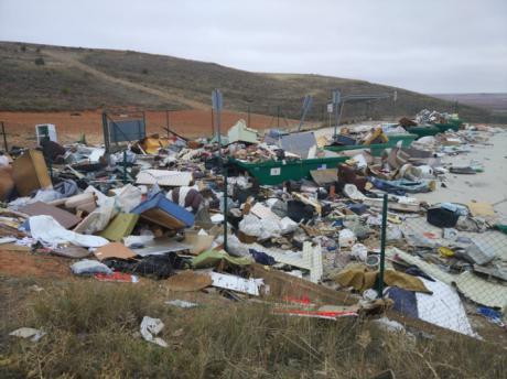 Ciudadanos Belmonte denuncia el mal estado del punto limpio y solicita medidas 'urgentes'