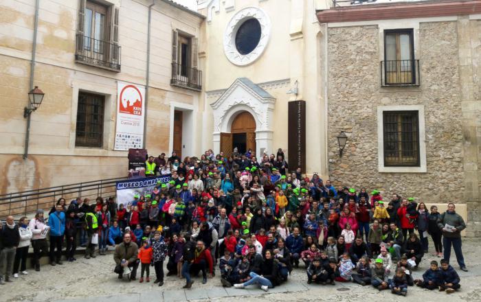 Más de 300 personas participan en la segunda actividad del programa 'Museos Ampáticos'