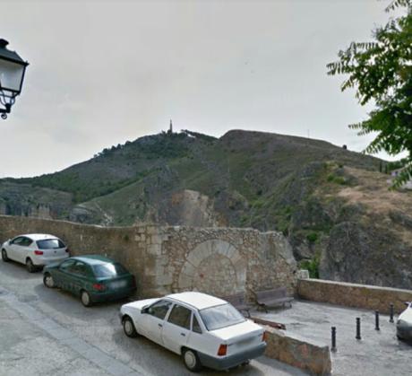 Ciudadanos propone el acondicionamiento de un mirador en el solar que ocupaba el antiguo matadero municipal