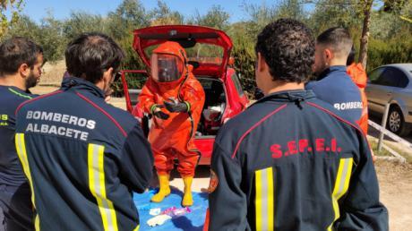 Unos 575 alumnos de grupos de emergencia se han formado en las aulas de la Escuela de Protección Ciudadana durante el mes de marzo
