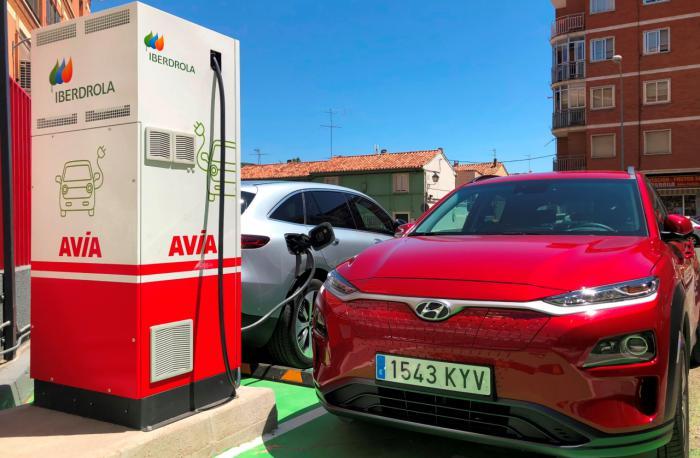 La capital ya cuenta con los los primeros puntos de recarga rápida para coches eléctricos