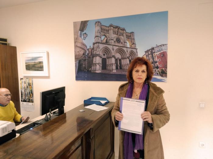 'Cuenca, En Marcha!' recurre el acuerdo plenario por el que se paga casi 1 millón de euros a NAVI S.A.