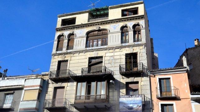 Se inician los trámites para proteger la fachada de la Casa Catalina
