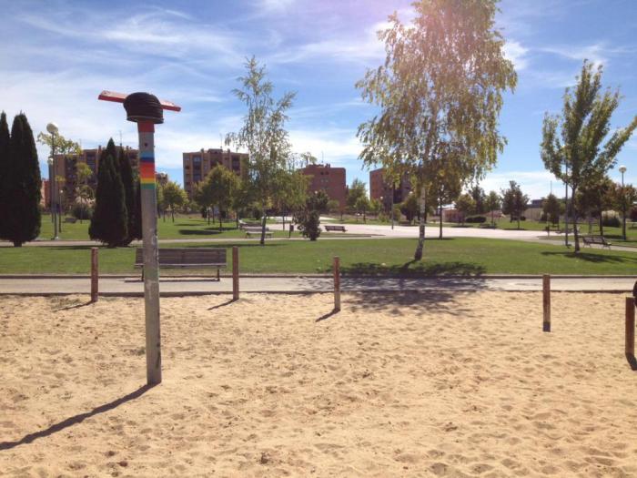Ciudadanos propone habilitar áreas caninas en los parques públicos de Cuenca capital y sus pedanías