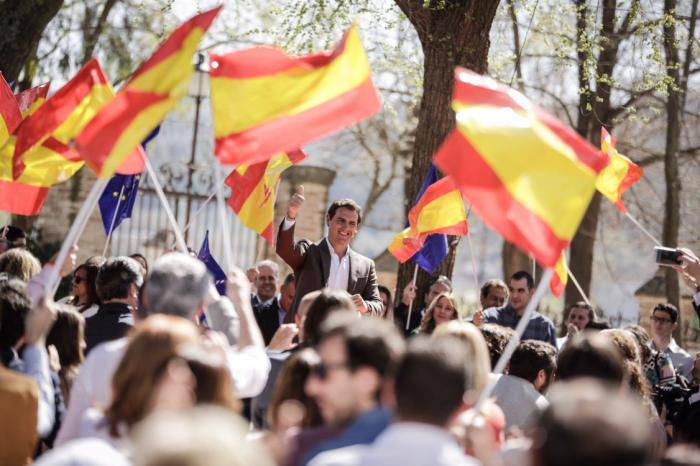 """Rivera: """"Quiero ser el presidente del diálogo, de la unión y de la meritocracia, no de la claudicación y de los dedazos"""""""