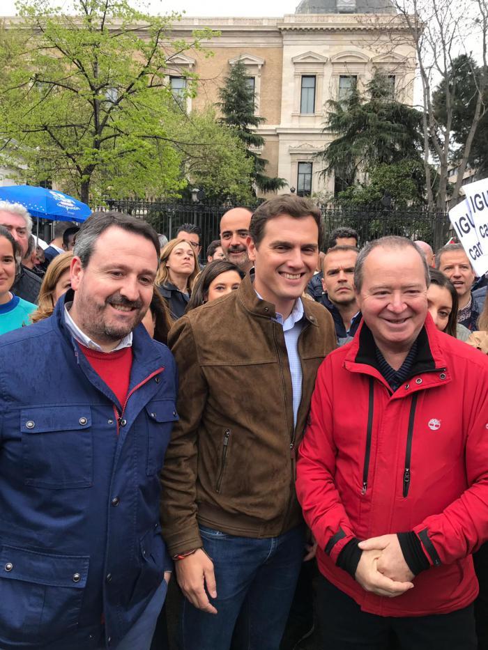 """José Luis Muñoz: """"Para Ciudadanos la despoblación es un asunto de Estado, debemos adoptar medidas para que la gente pueda volver a los pueblos"""""""