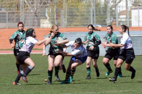 El Luis Ocaña cierra la temporada de rugby con cara y cruz para el A Palos