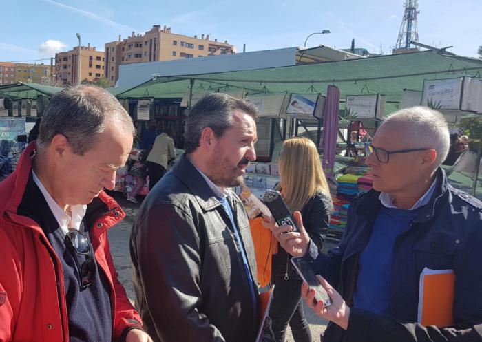 """José Luis Muñoz: """"El bipartidismo, después de 40 años, ha sido incapaz de apostar por Cuenca, ni por su desarrollo, ni por sus infraestructuras, ni por el fomento del empleo"""""""