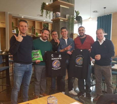 Los número uno al Congreso y al Senado de Ciudadanos por Cuenca apoyan a JUSAPOL