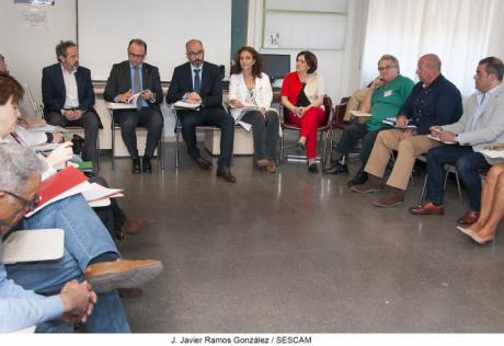 Guadalajara acoge el tercero de los encuentros provinciales del Observatorio de la Violencia del SESCAM acoge el tercero de los encuentros provinciales del Observatorio de la Violencia del SESCAM