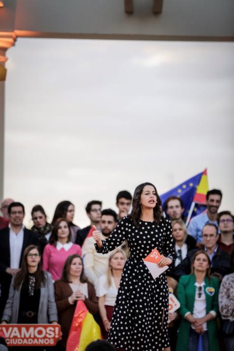 Inés Arrimadas visitará Albacete y Guadalajara este lunes para arropar a los candidatos de C-LM