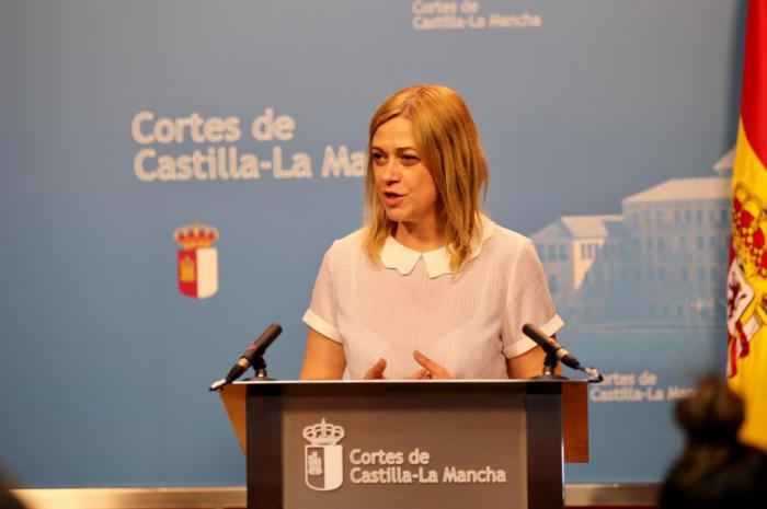 """Carmen Picazo: """"Que el PP deje de atacar y se ponga a trabajar"""""""